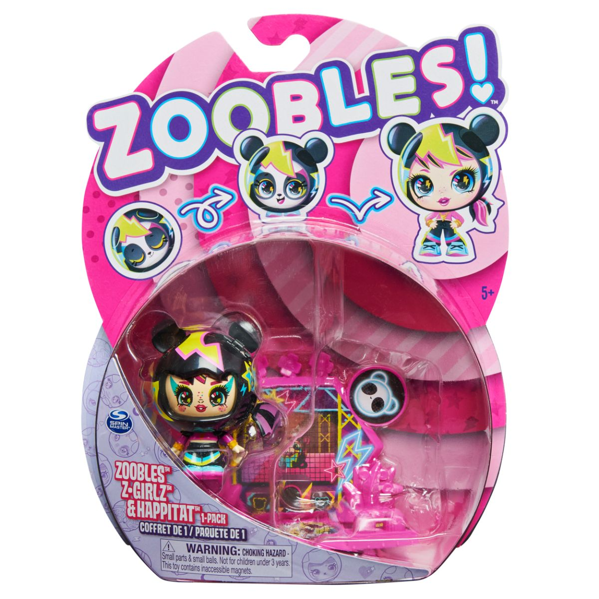 Figurine de transformare, Zoobles, colectibile