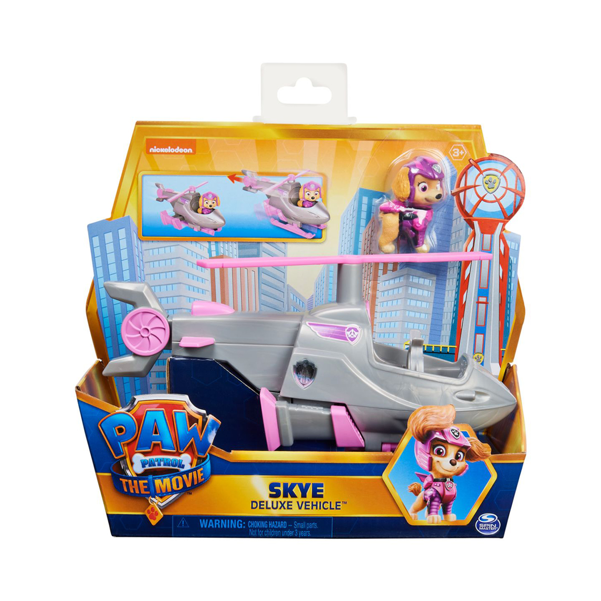 Jucarie interactiva, Paw Patrol, elicopter