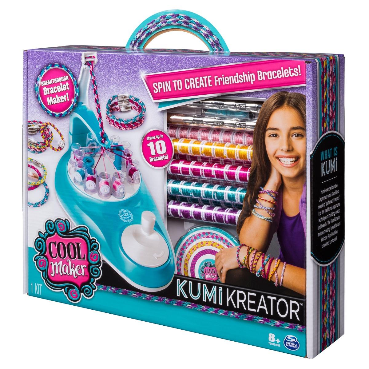 Set Creativ Kumi Kreator - Creeaza Bratari