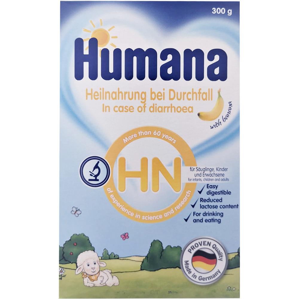 Lapte praf formula HN Humana, 1 luna+, 300 g imagine