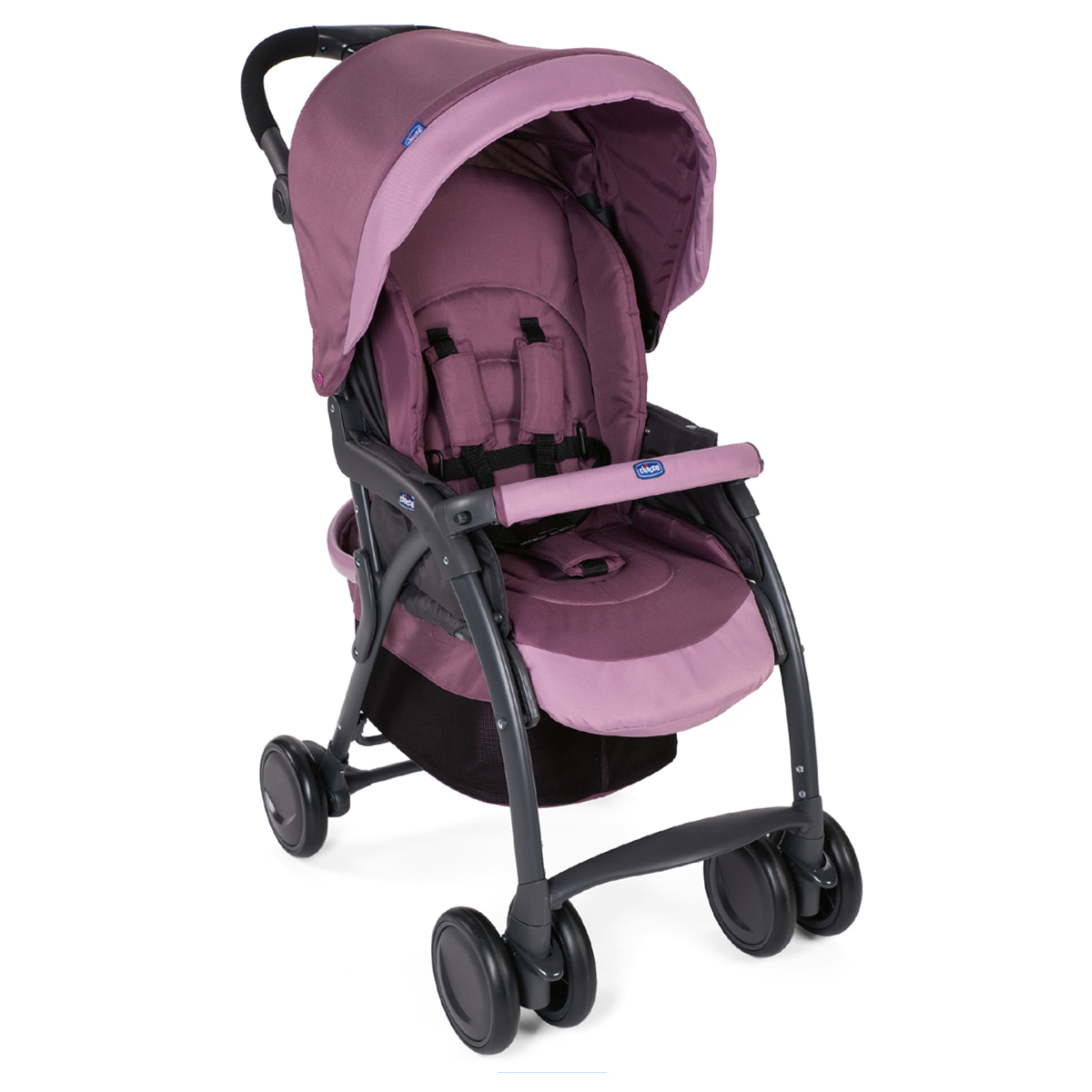Carucior sport Chicco Simplicity Plus Top, 0 luni+, Mov imagine 2021