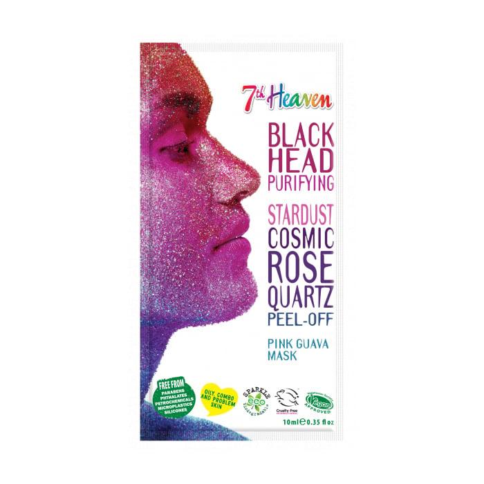 Masca de fata purificatoare 7th Heaven Stardust Peel-off, 15 ml imagine