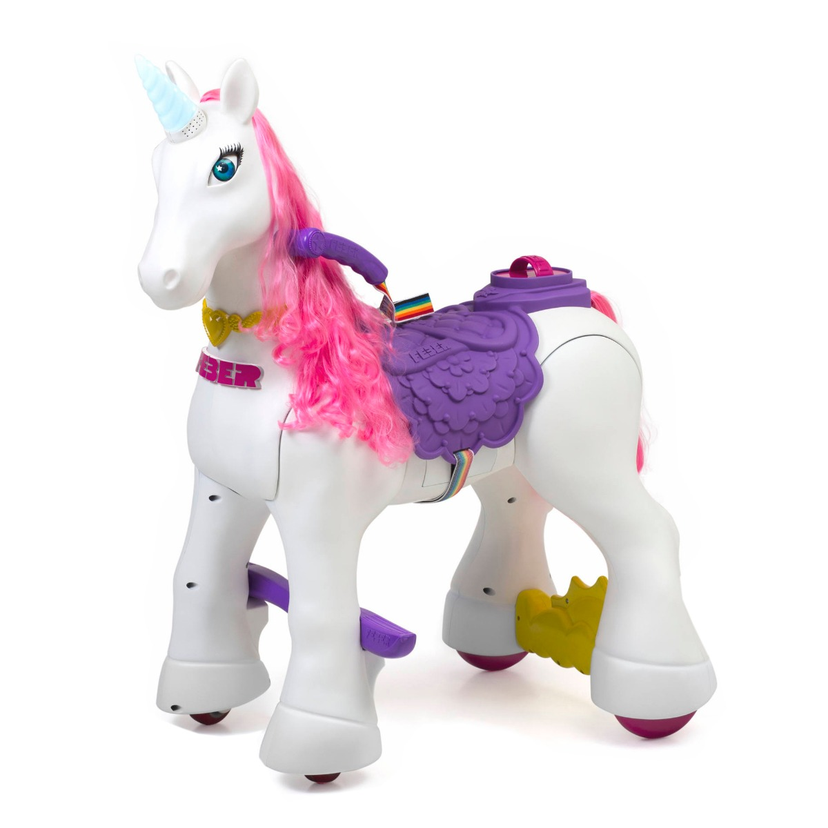 Jucarie electrica cu functii multiple Feber, My Lovely Unicorn