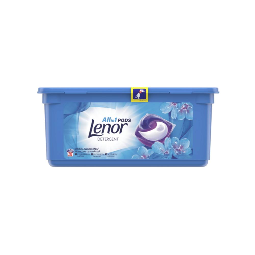 Detergent Capsule Lenor Spring Awaking 36 x 26.4gr imagine 2021