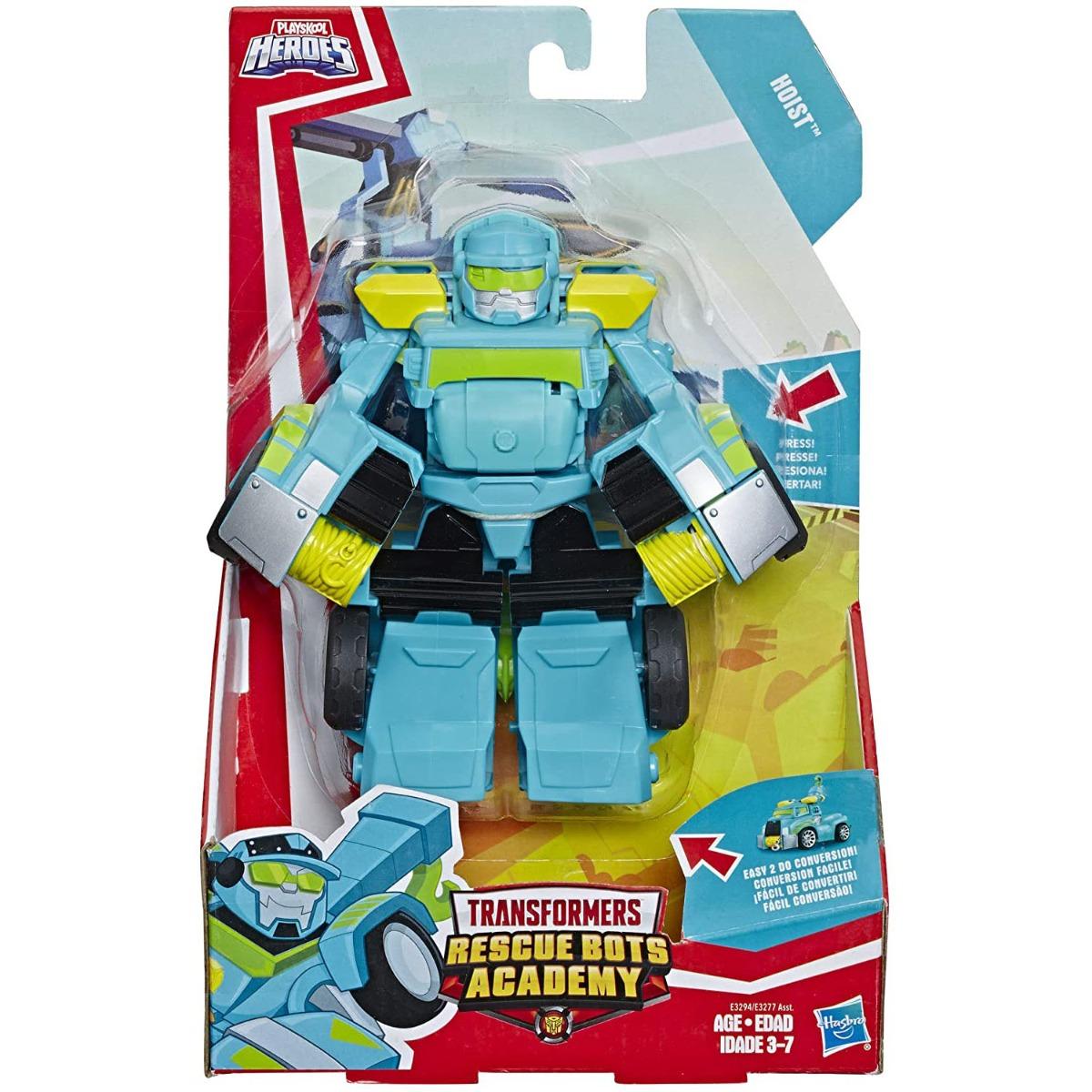 Figurina Transformers Rescue Bots Academy, Hoist, E3294
