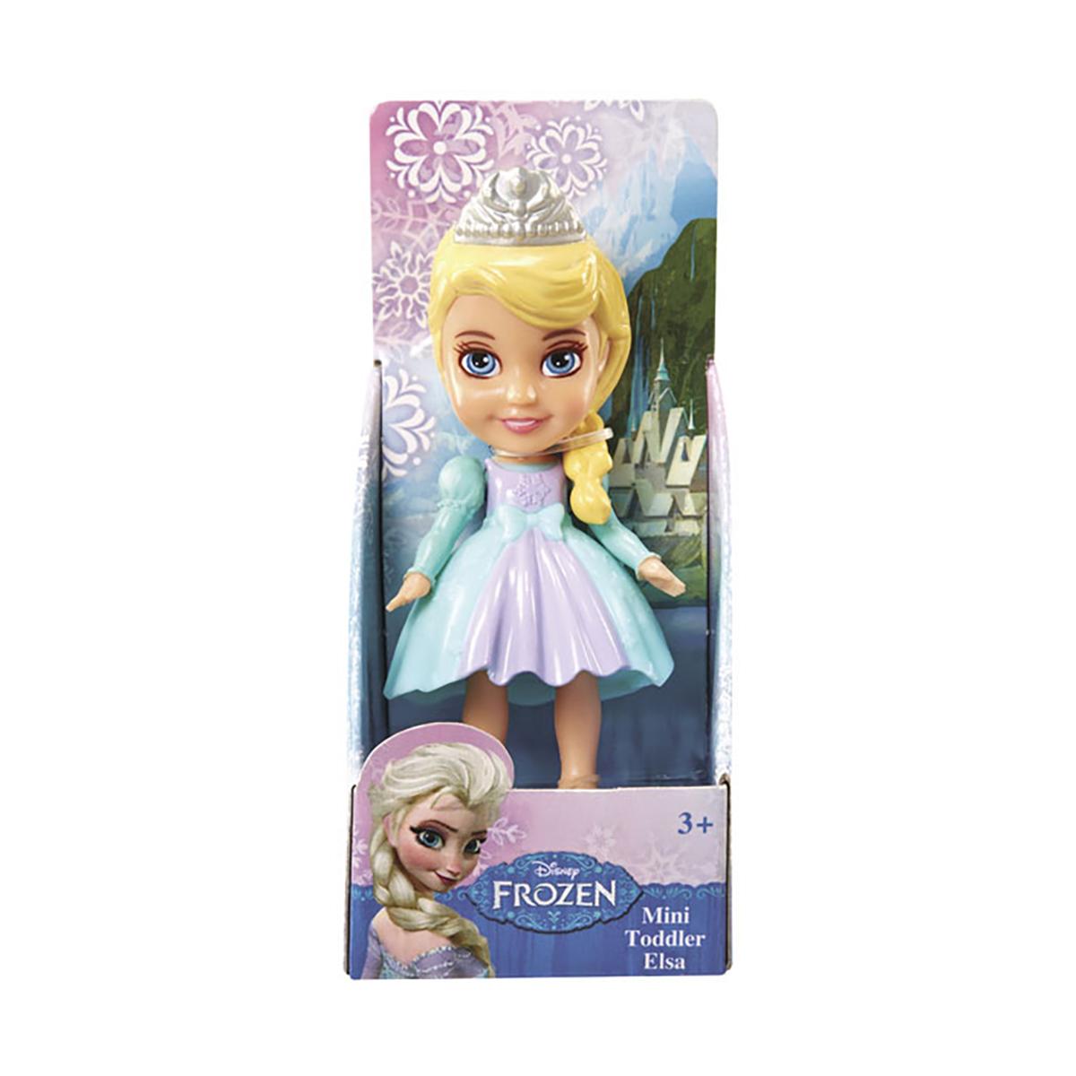 Papusa mini Frozen, 8 cm