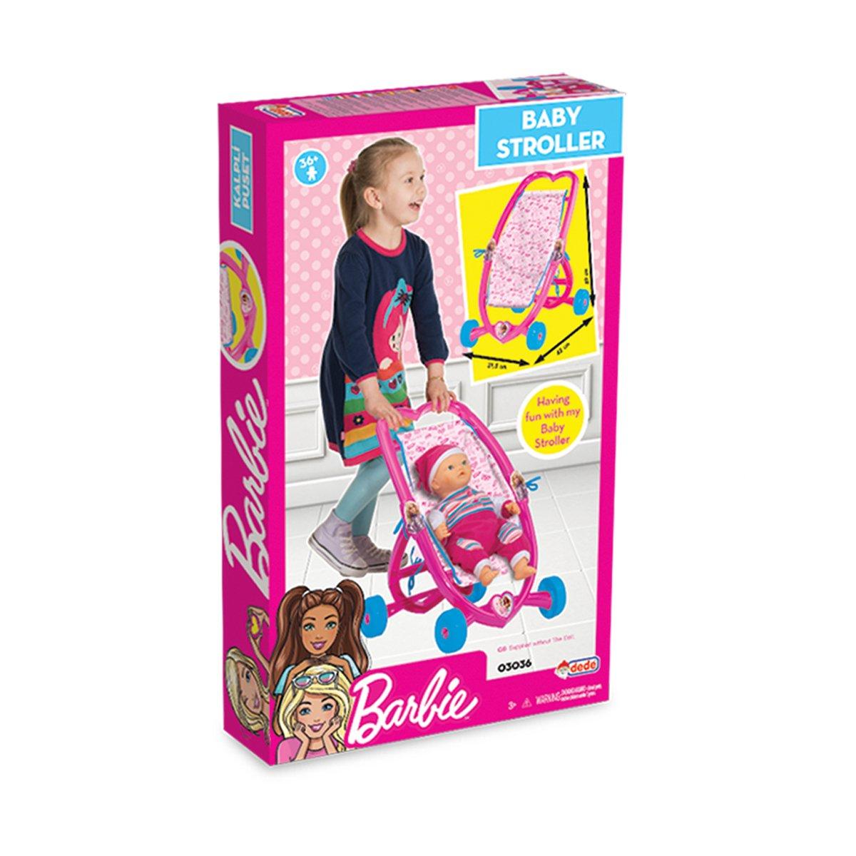 Carucior bebelusi, Barbie, Dede