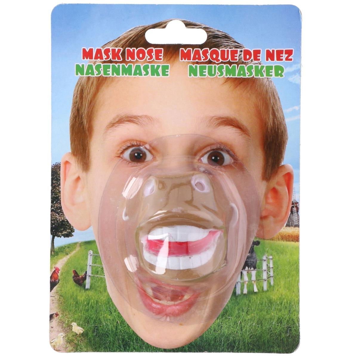 Masca pentru copii Edco, Ferma animalelor