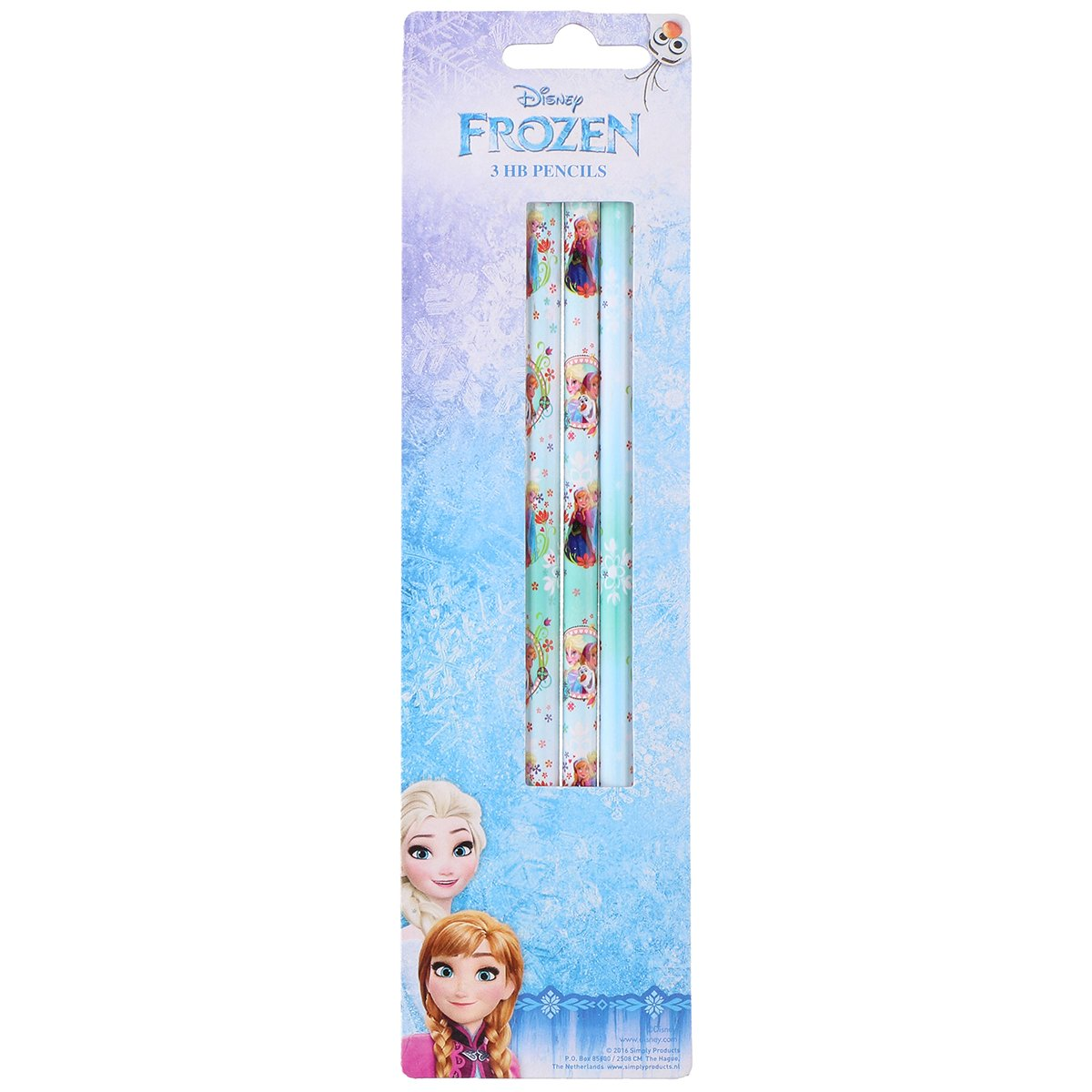 Set 3 creioane HB Disney Frozen