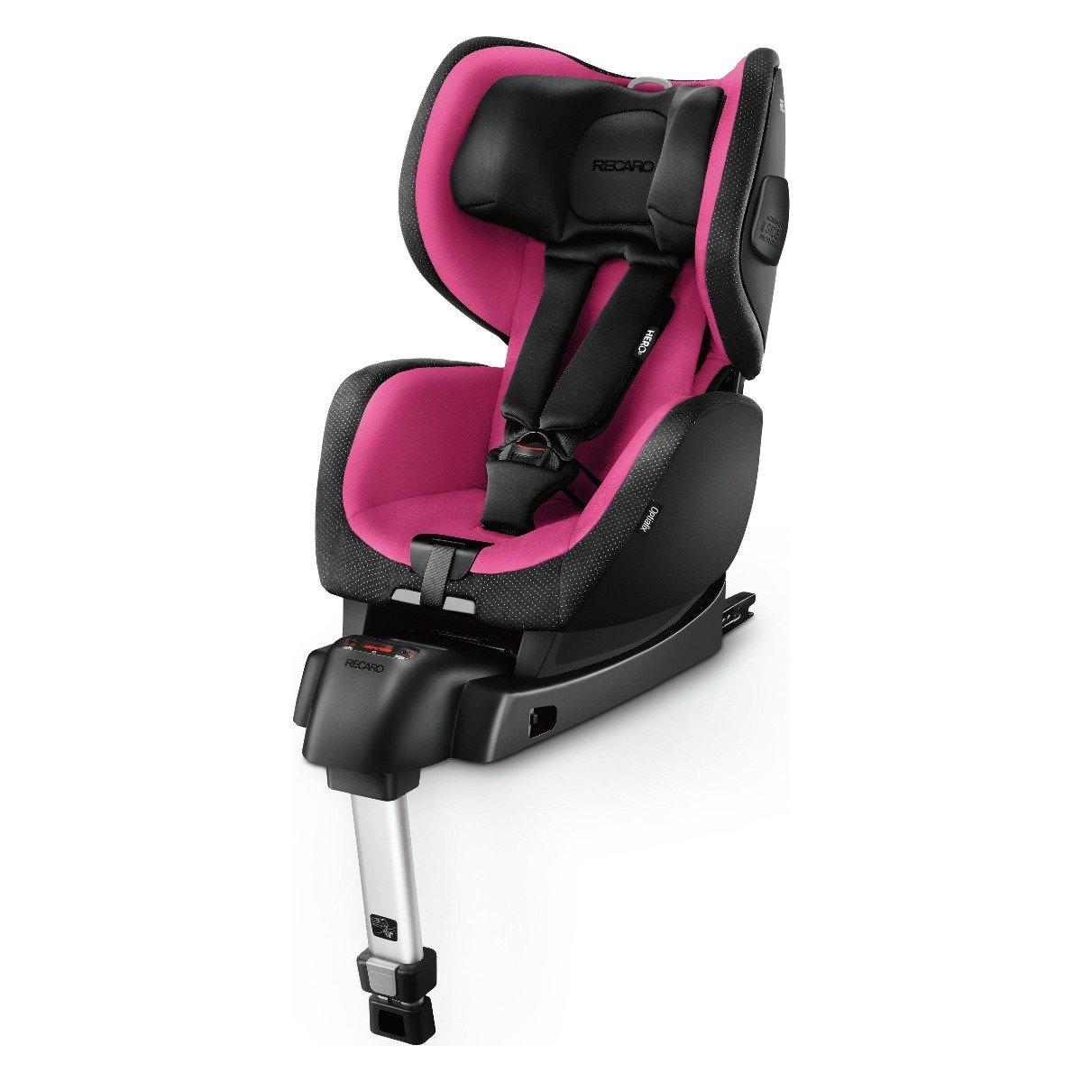 Scaun Auto Cu Isofix Optiafix Recaro Pink