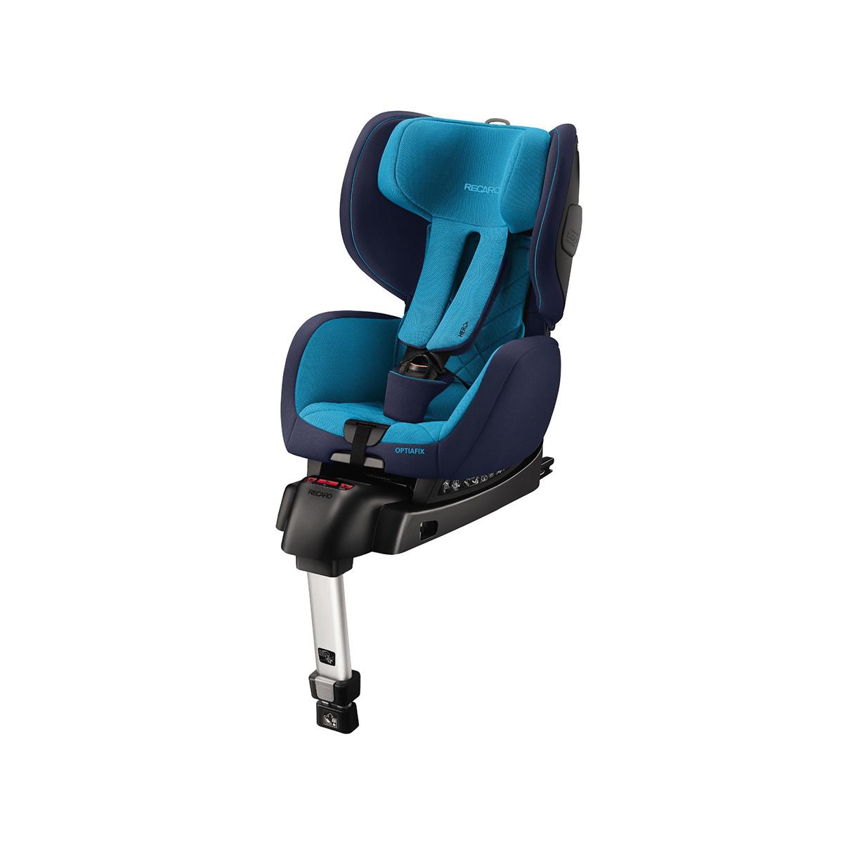 Scaun auto cu Isofix Optiafix Recaro Xenon Blue