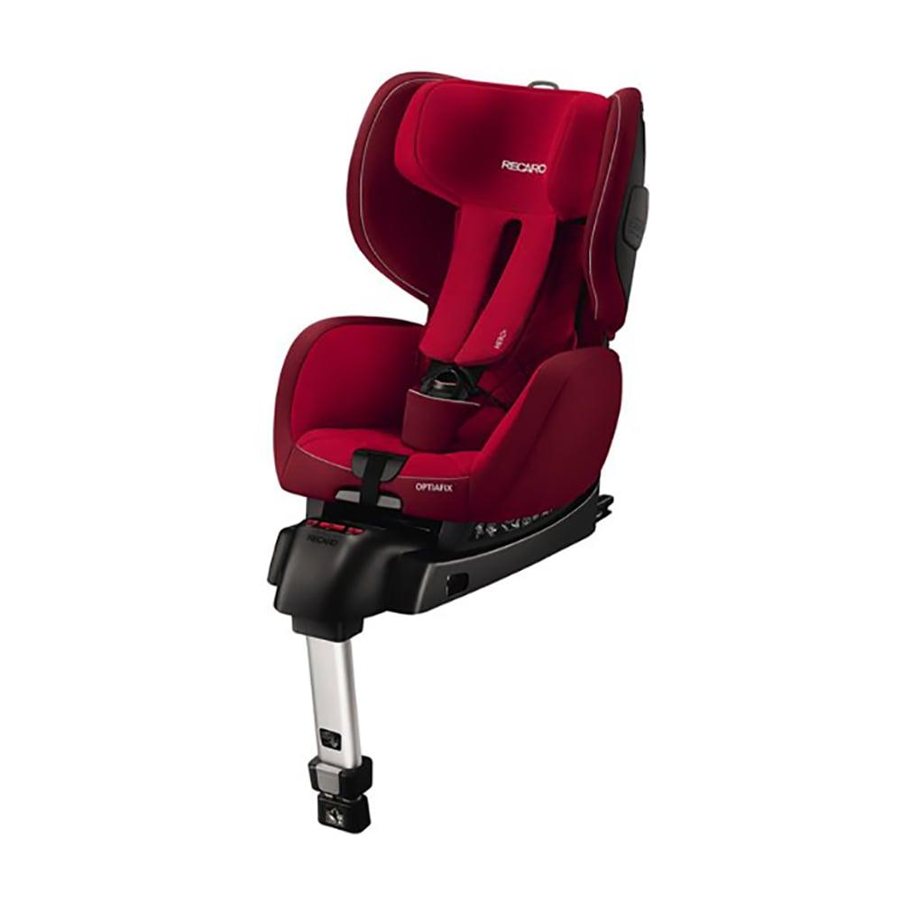 Scaun auto cu Isofix Optiafix Recaro Indy Red imagine