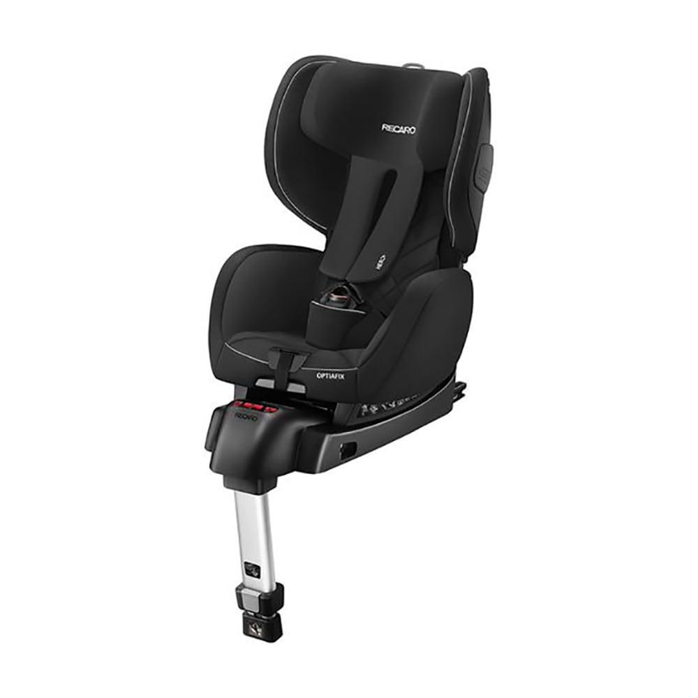 Scaun auto cu Isofix Optiafix Recaro Performance Black imagine