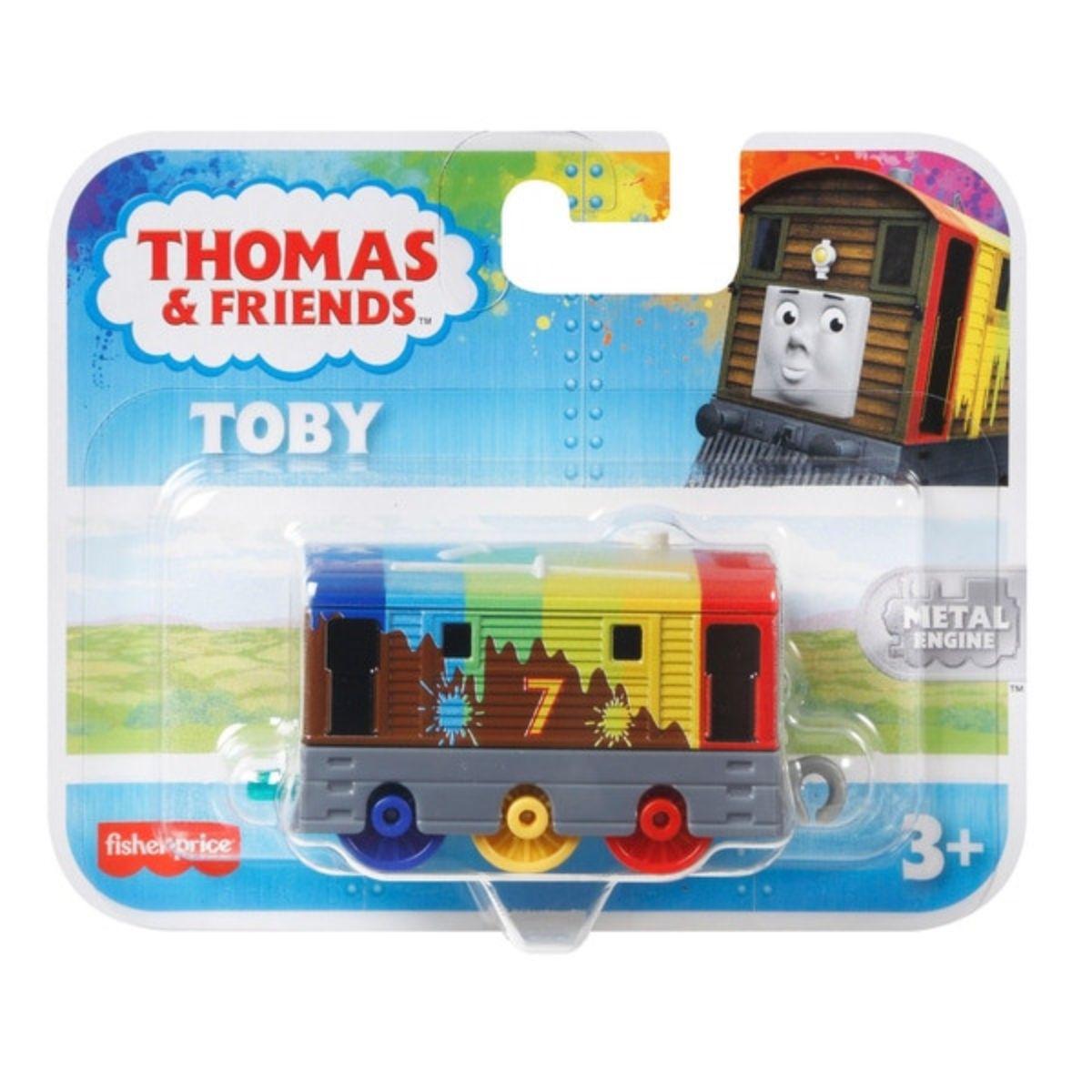 Trenulet metalic Thomas and Friends, Thomas GYV65