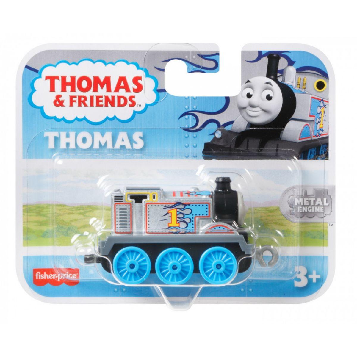 Trenulet metalic Thomas and Friends, Thomas GYV68