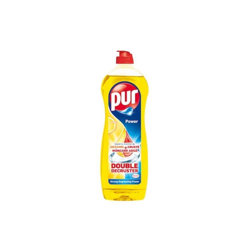 Detergent Pur Lemon, 750 ml imagine