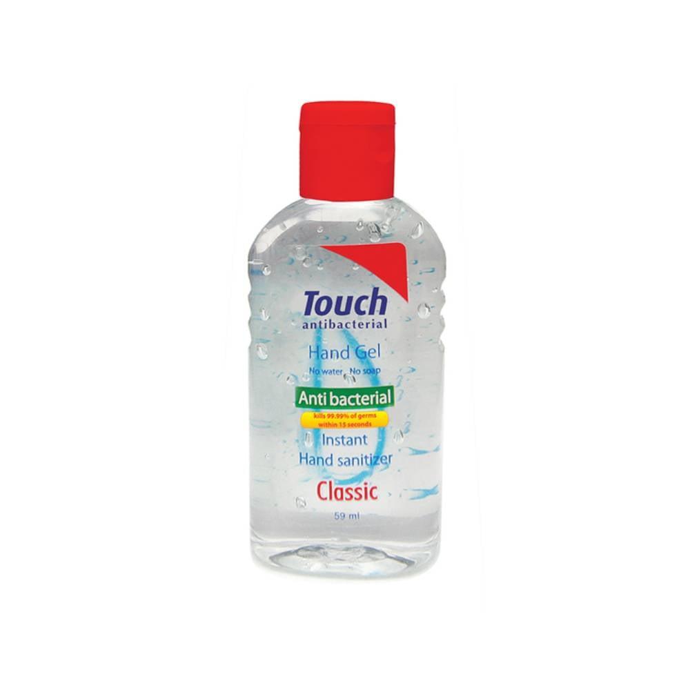 Gel antibacterian Touch Classic, 59ml imagine