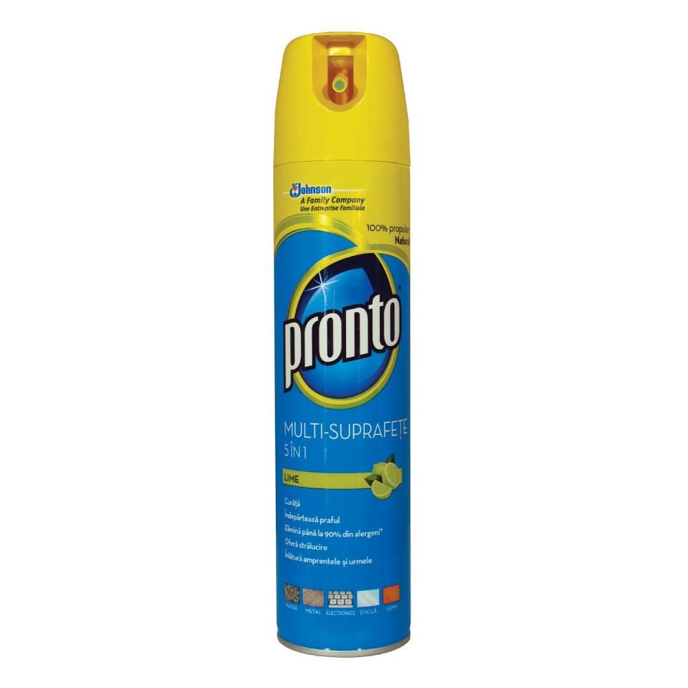 Spray Pronto Multi-Suprafete Lime, 300ml imagine