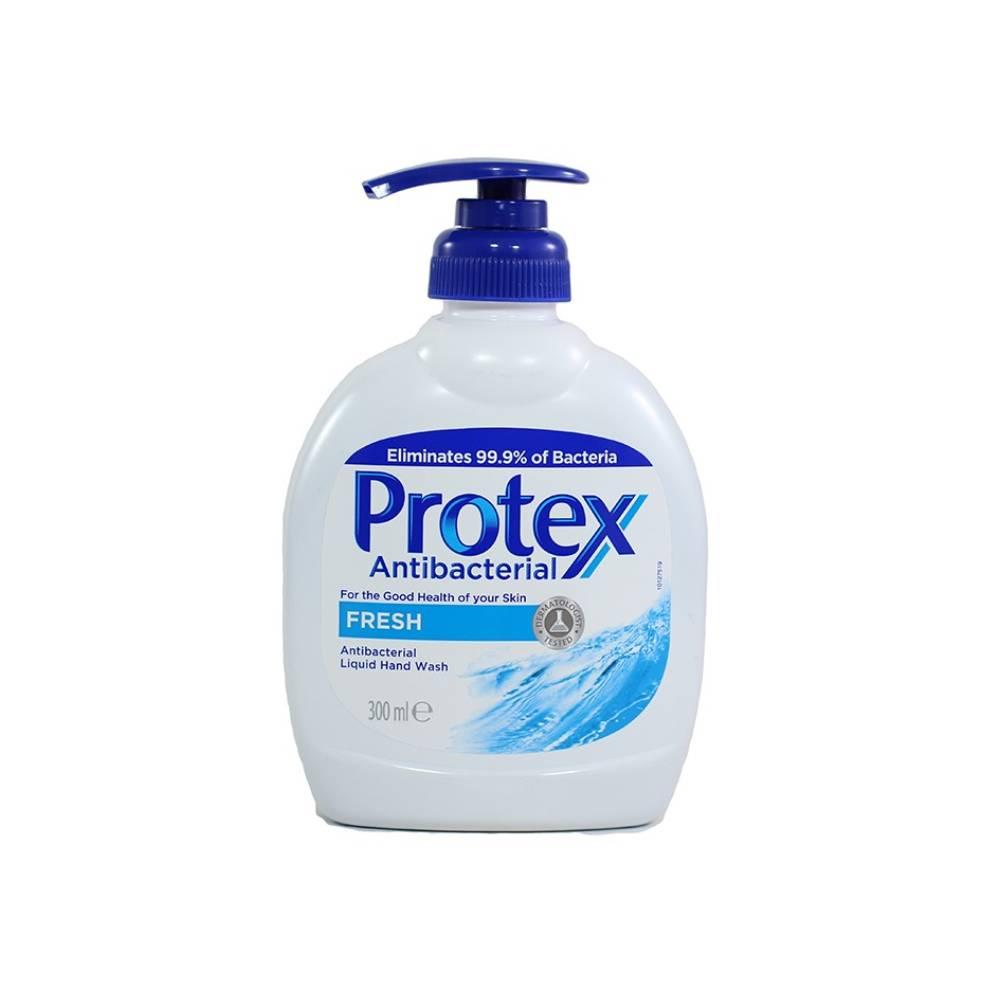 Sapun lichid Protex Antibacterial Fresh, 300ml imagine