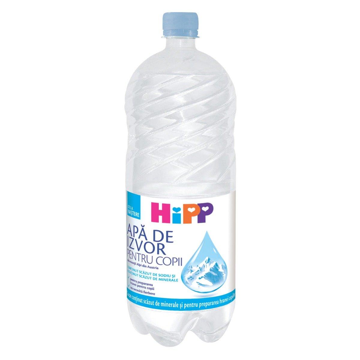 Apa pentru sugari Hipp, 1.5 L imagine