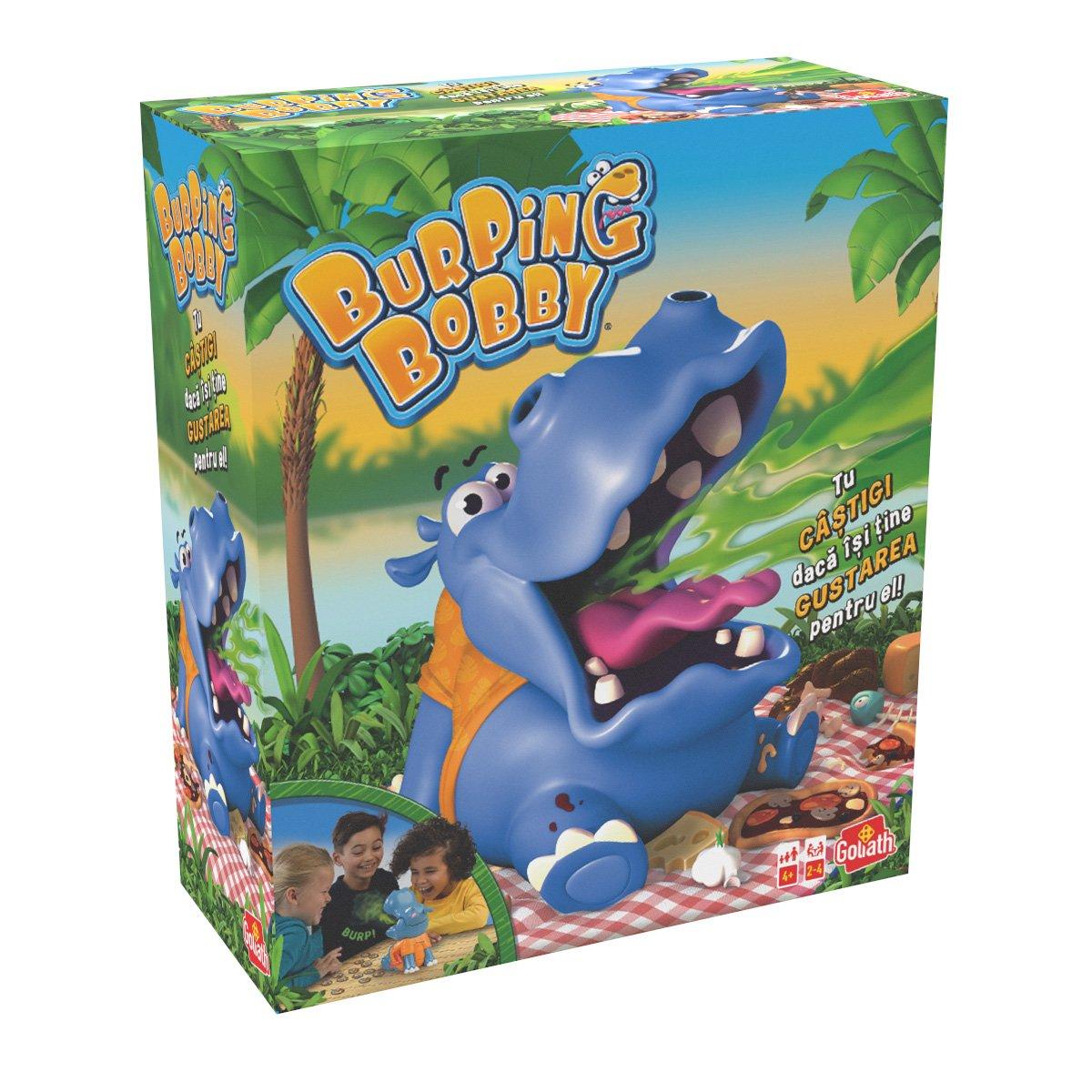 Joc Burping Bobby