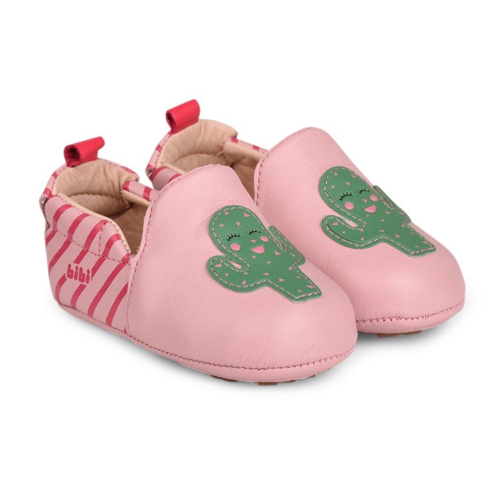 Pantofi sport Bibi Afeto New Cactus, Roz