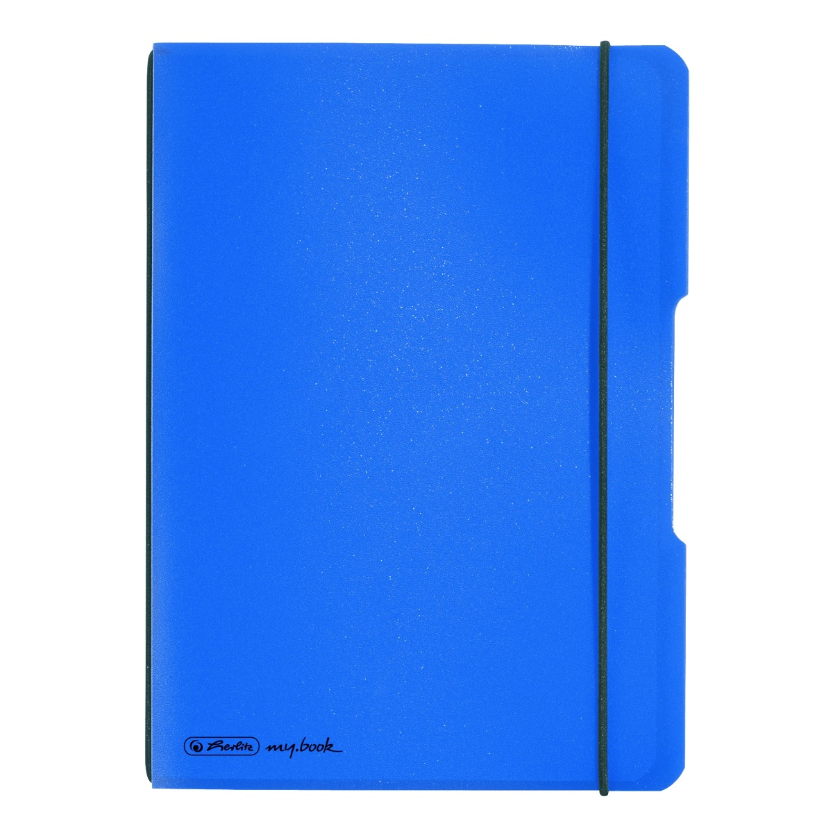 Caiet dictando Herlitz My Book Flex, A5, 40 file, Albastru
