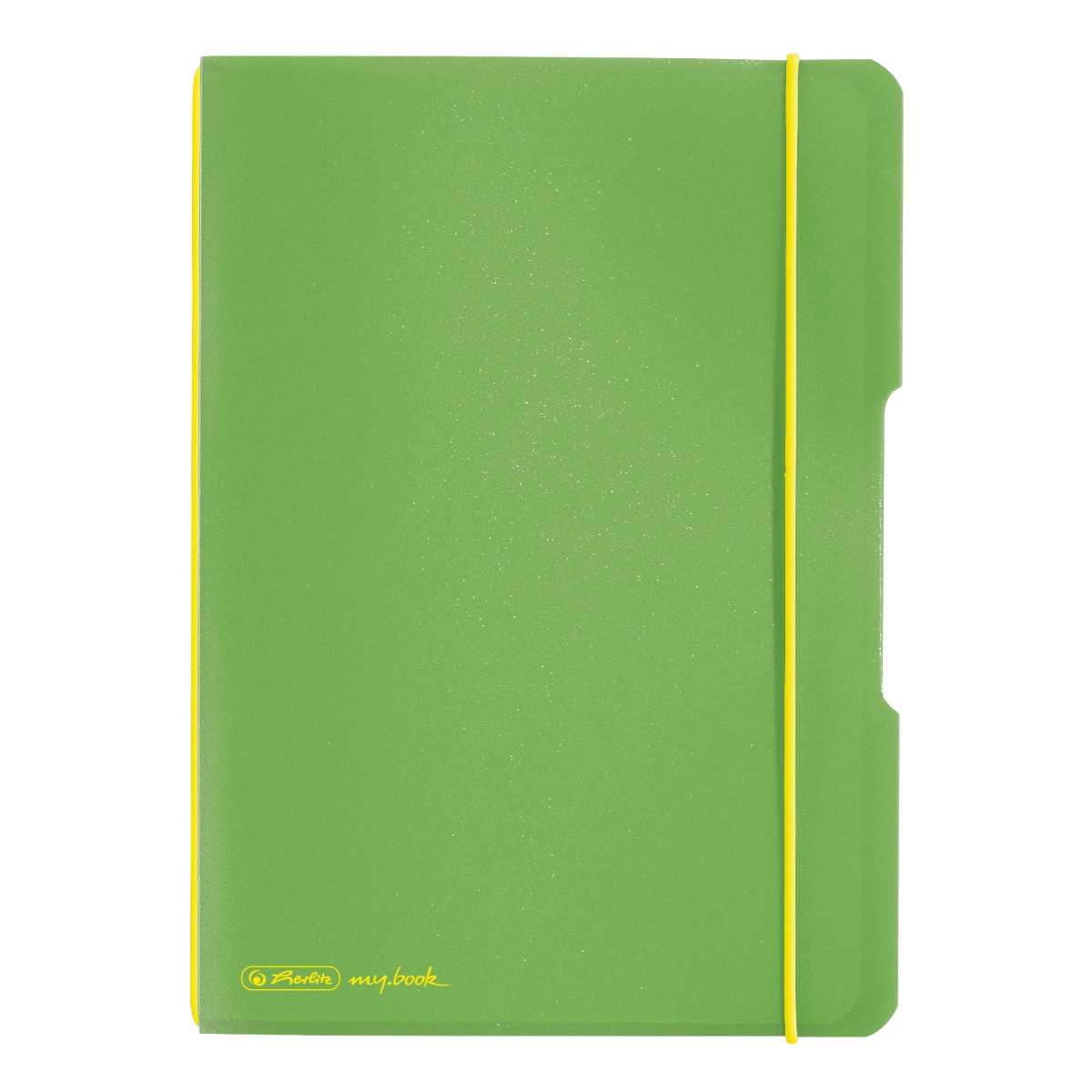 Caiet dictando Herlitz My Book Flex, A5, 40 file, Verde