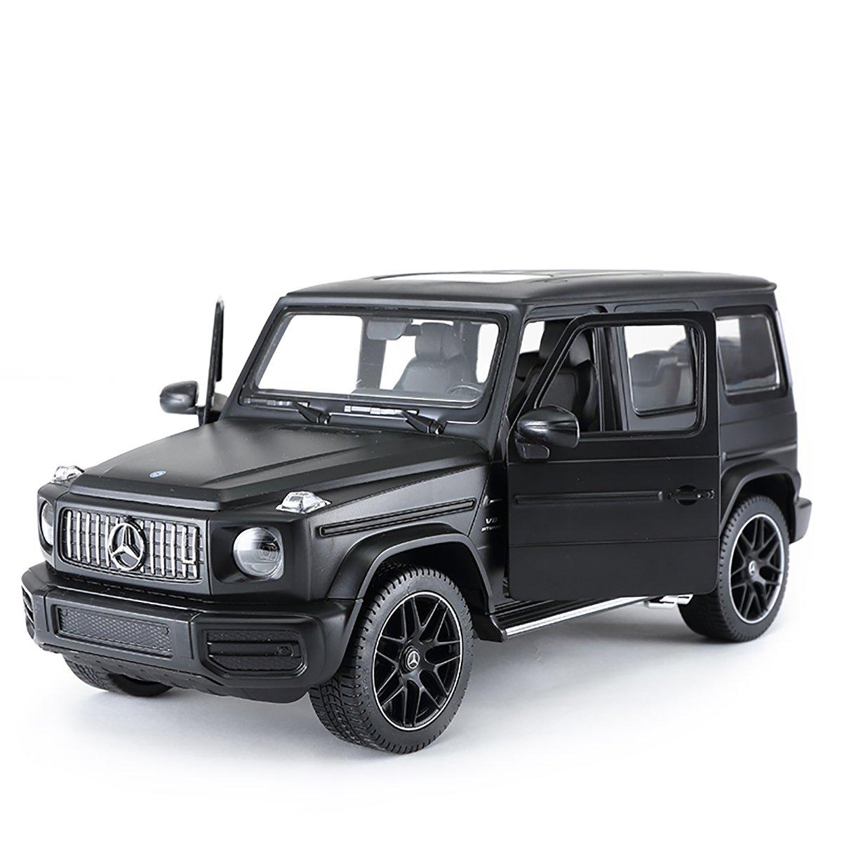 Masinuta cu telecomanda Rastar Mercedes-Benz G63 AMG, Negru, 1:14