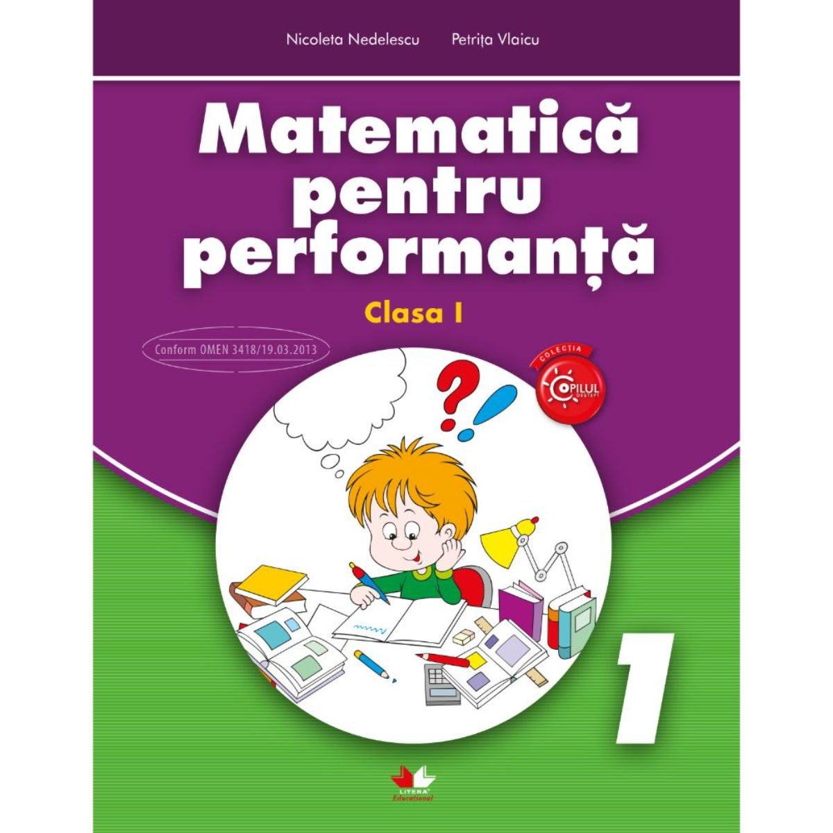 Matematica pentru performanta, Clasa I