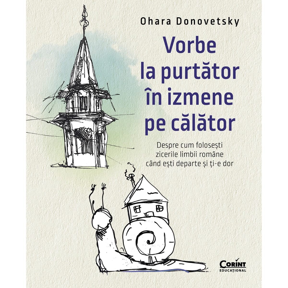 Vorbe la purtator in izmene pe calator, Ohara Donovetsky