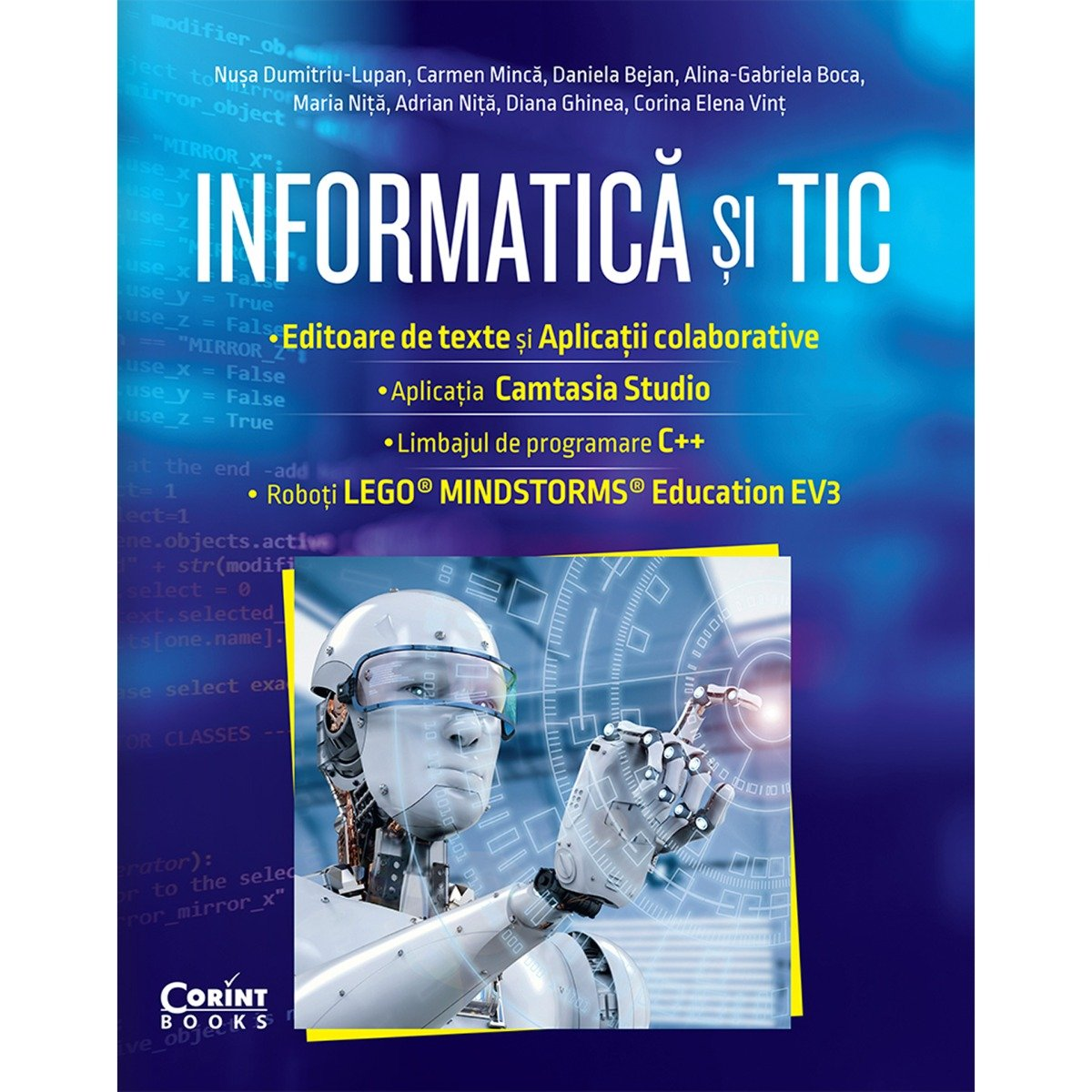 Informatica si TIC, Editoare de texte si aplicatii colaborative, Camtasia Studio, C++, Ev3, Cls. A VII-a
