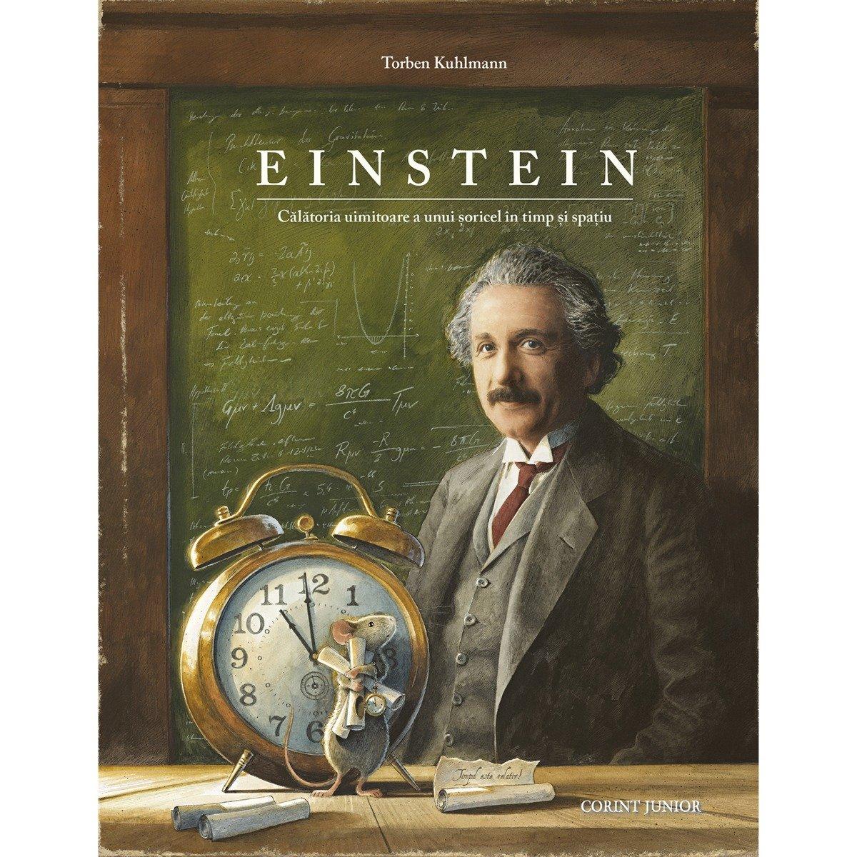 Einstein, Calatoria uimitoare a unui soricel in timp si spatiu, Torben Kuhlmann