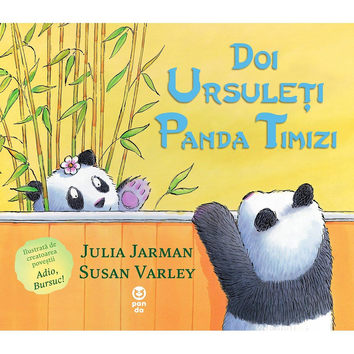 Carte Editura Pandora M, Doi ursuleti panda timizi, Julia Jarman