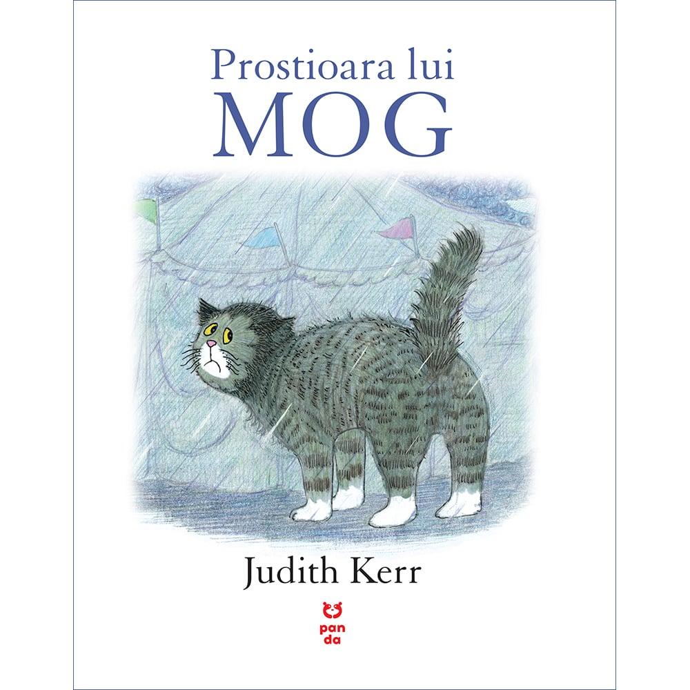 Carte Editura Pandora M, Prostioara lui Mog, Judith Kerr