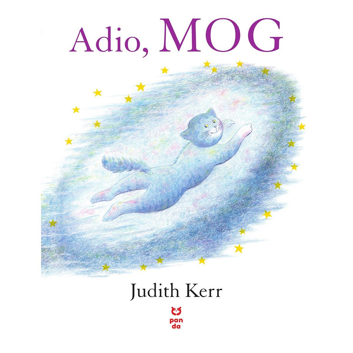 Carte Editura Pandora M, Adio, MOG, Judith Kerr