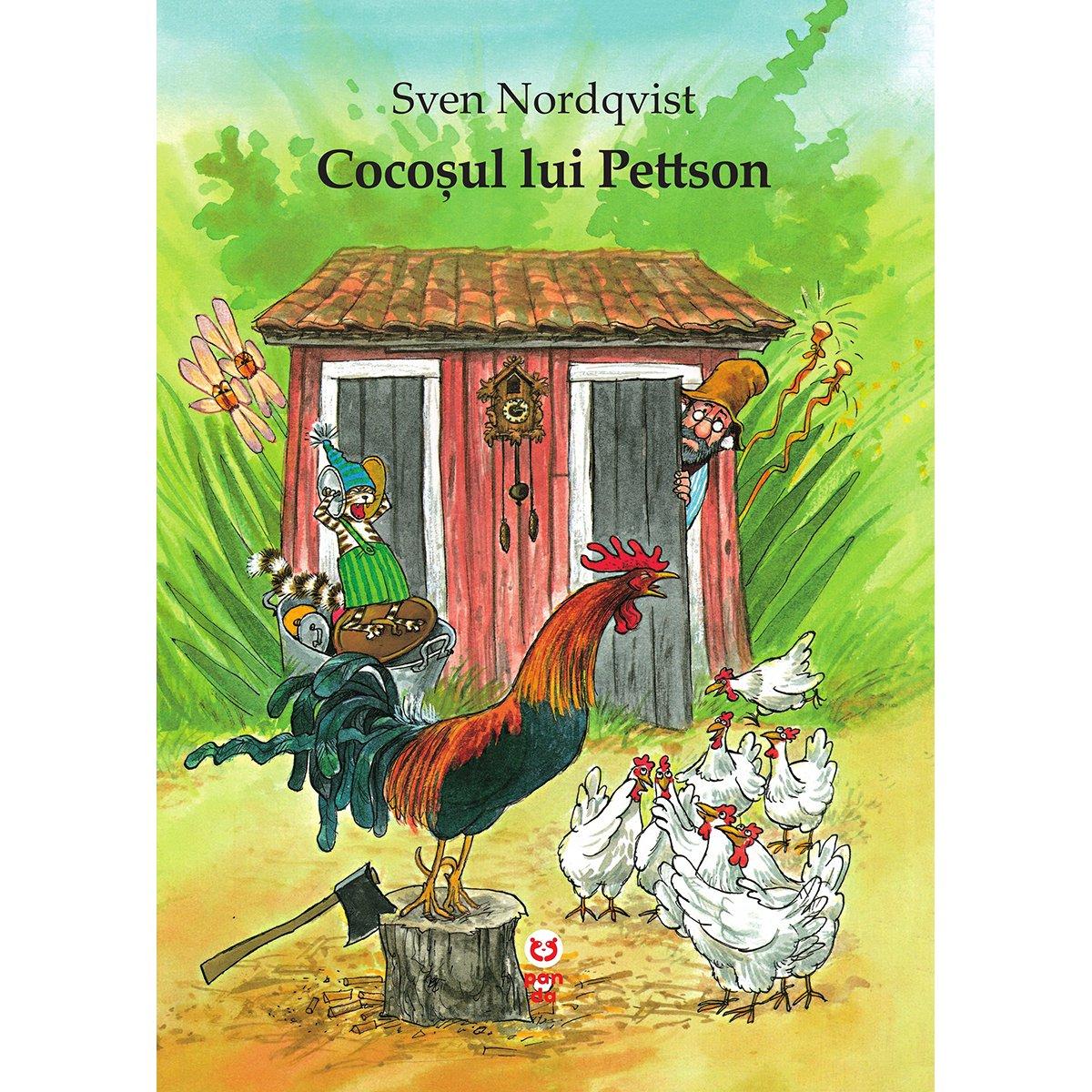 Carte Editura Pandora M, Cocosul lui Pettson, Sven Nordqvist