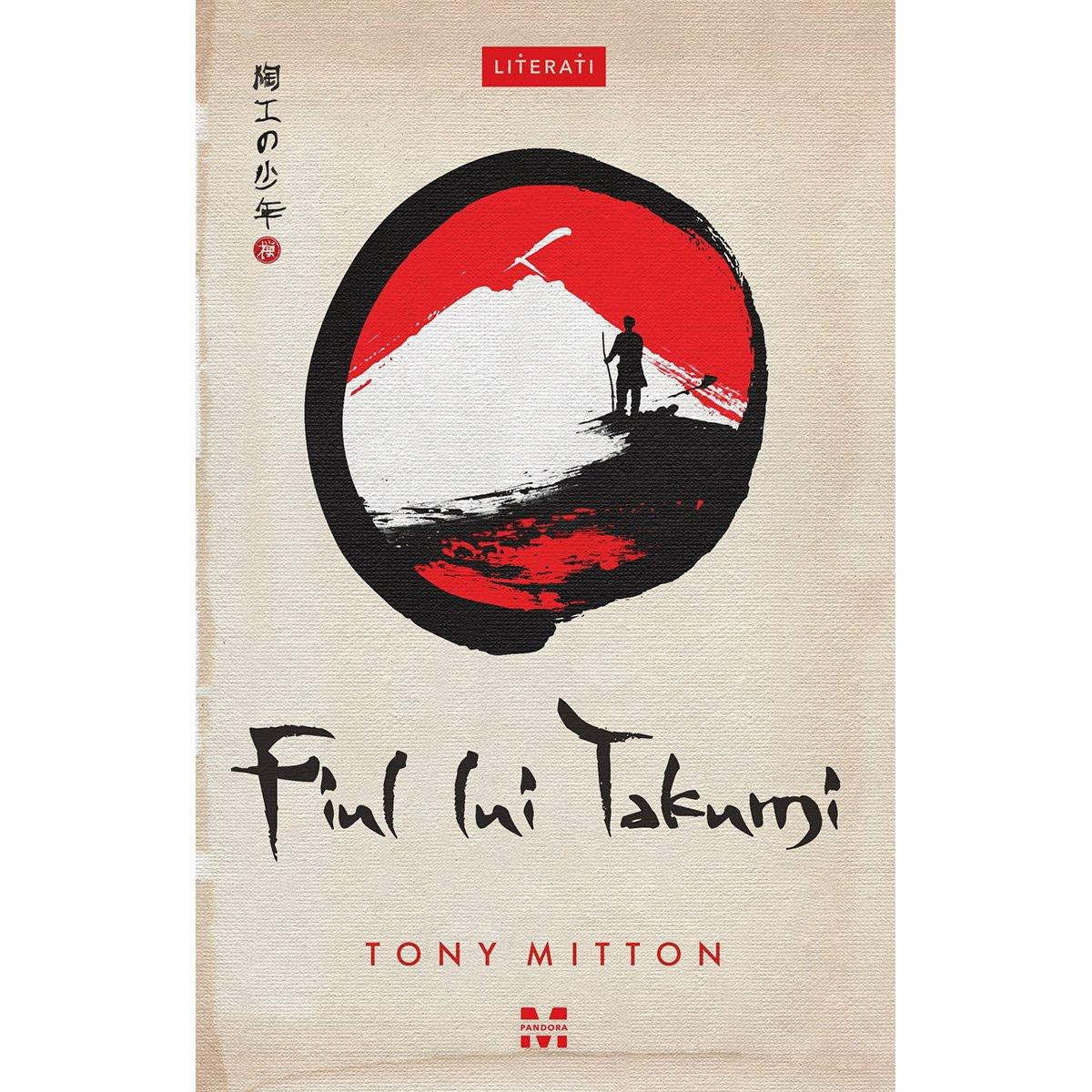 Carte Editura Pandora M, Fiul lui Takumi, Tony Mitton