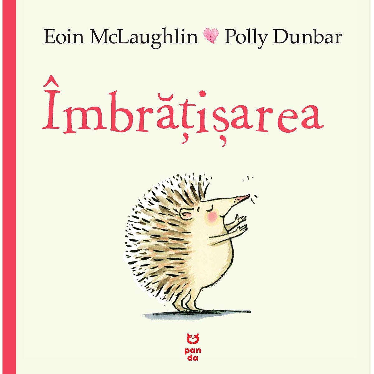 Carte Editura Pandora M, Imbratisarea, Eoin Colfer