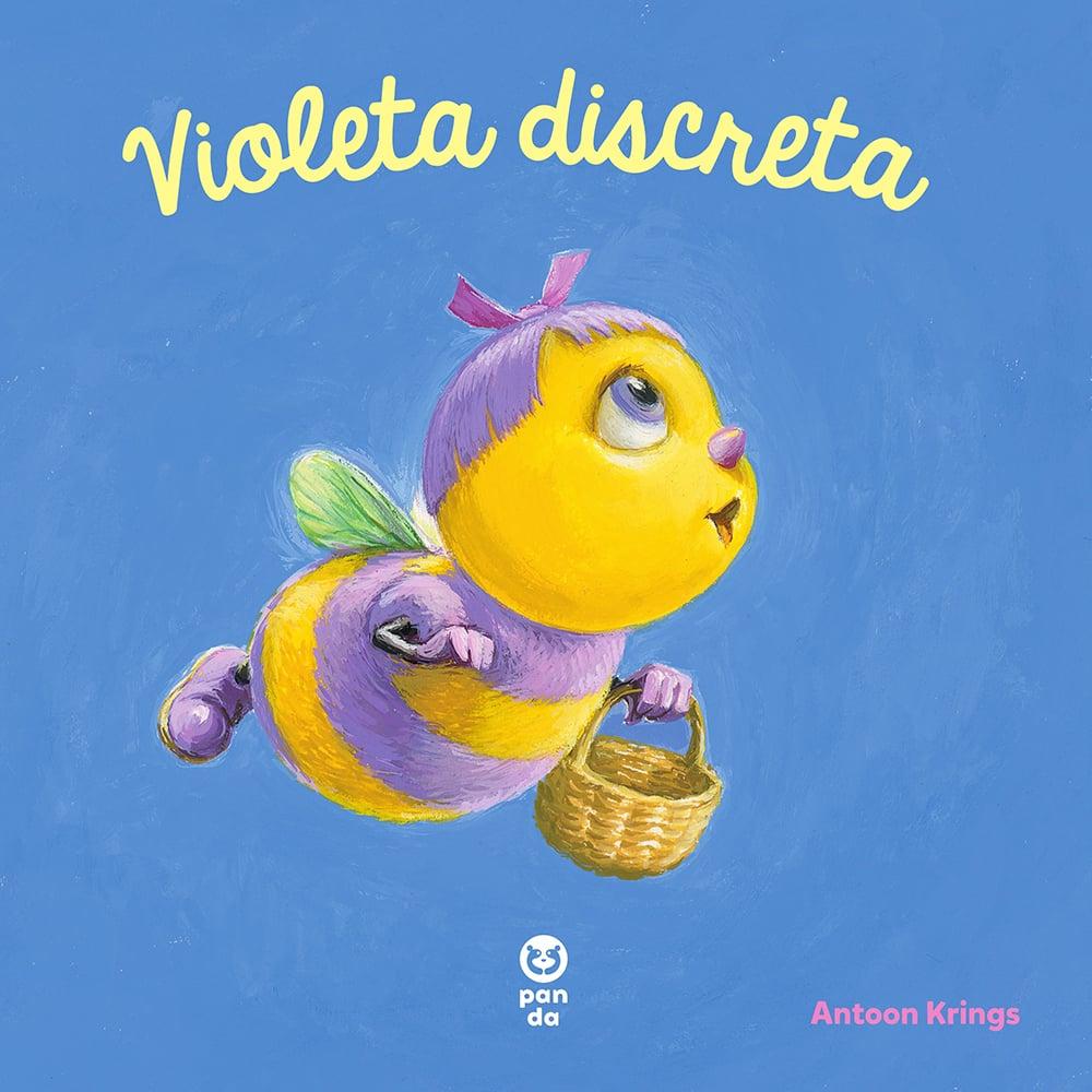Carte Editura Pandora M, Violeta discreta, Antoon Krings