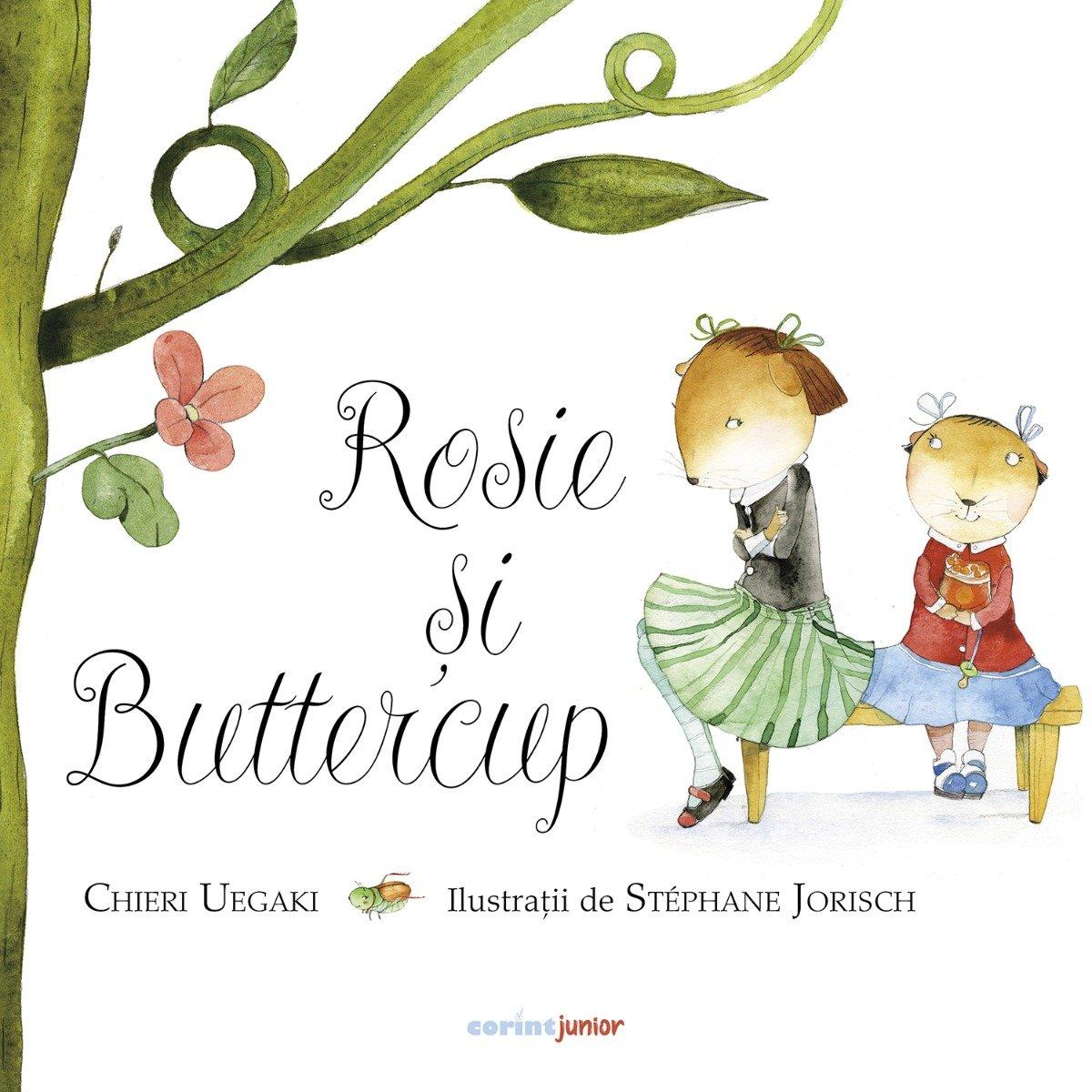 Rosie si Buttercup, Chieri Uegaki