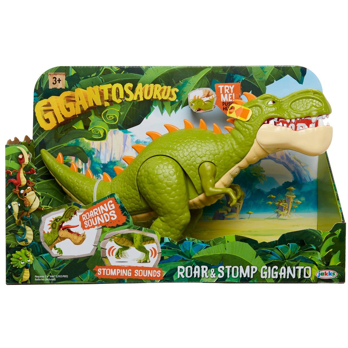 Jucarie interactiva Dinozaur Gigantosaurus