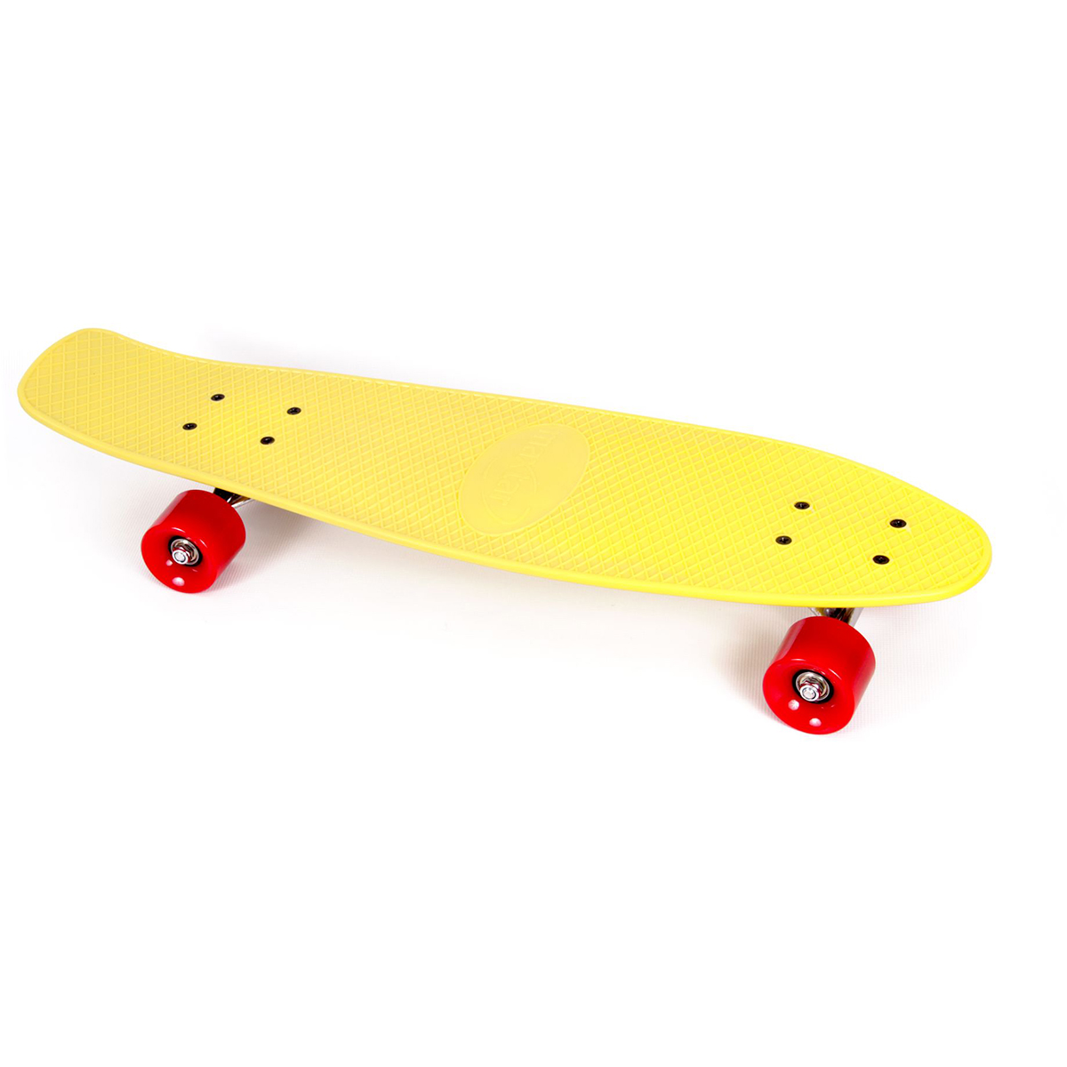 Skaterboard Maxtar Lightning, Galben imagine