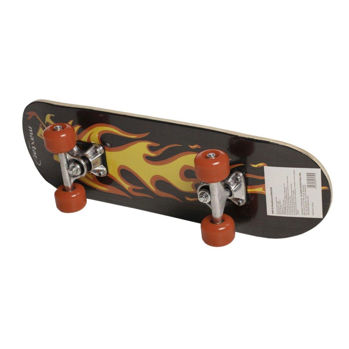Skateboard Dragon Maxtar, 56 x 15 cm imagine