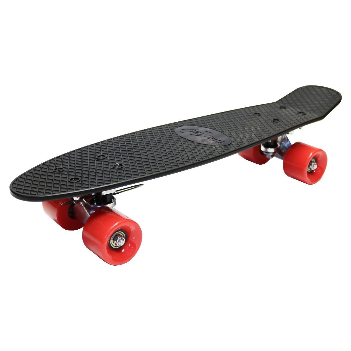 Skateboard Maxtar Chase, Negru imagine