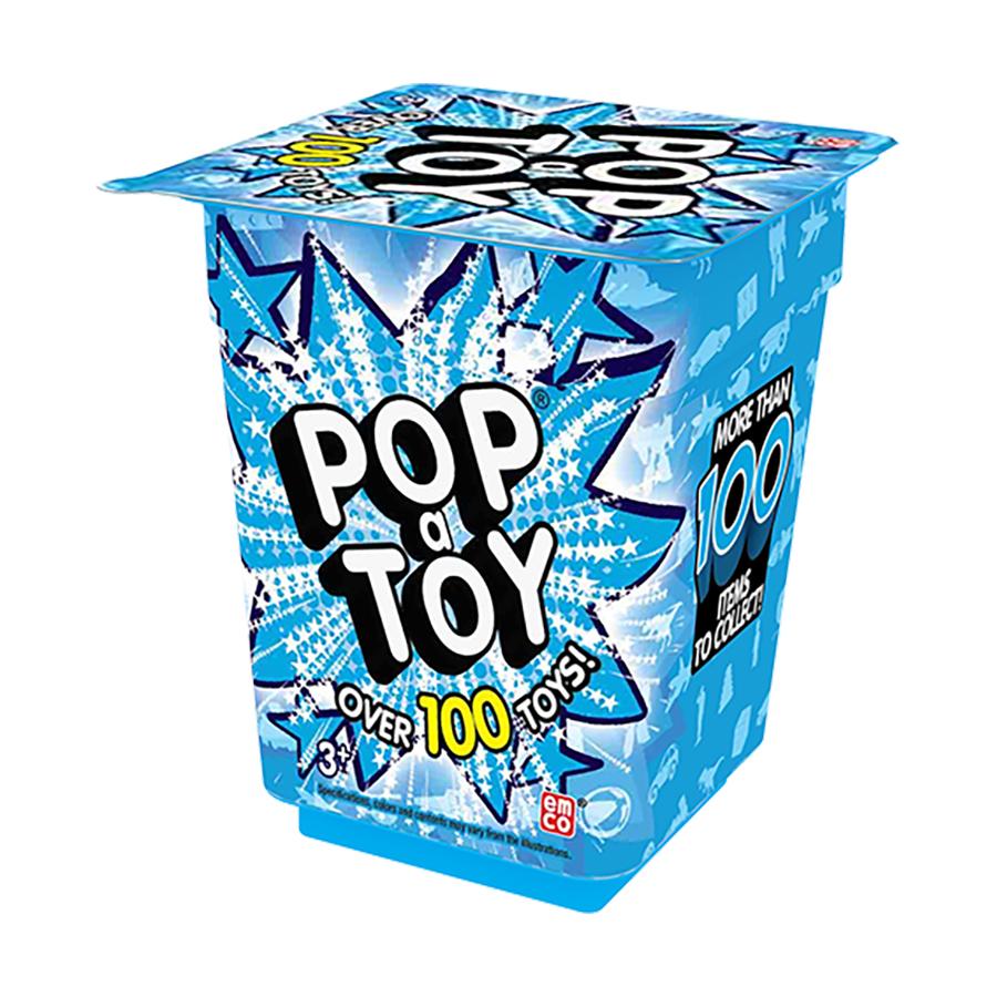 Jucarie surpriza Pop A Toy - Diverse modele, Albastru