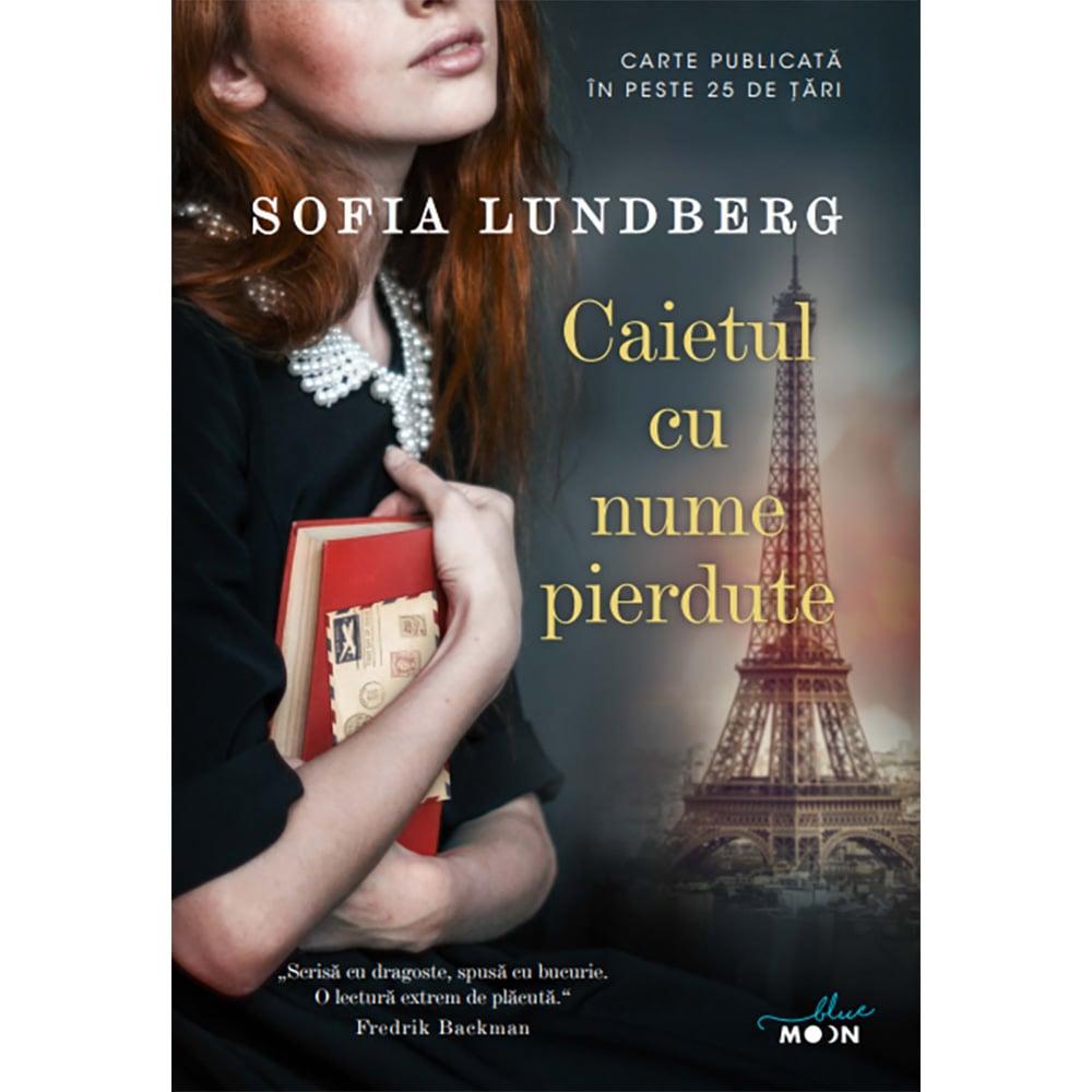 Carte Editura Litera, Caietul cu nume pierdute, Sofia Lundberg imagine