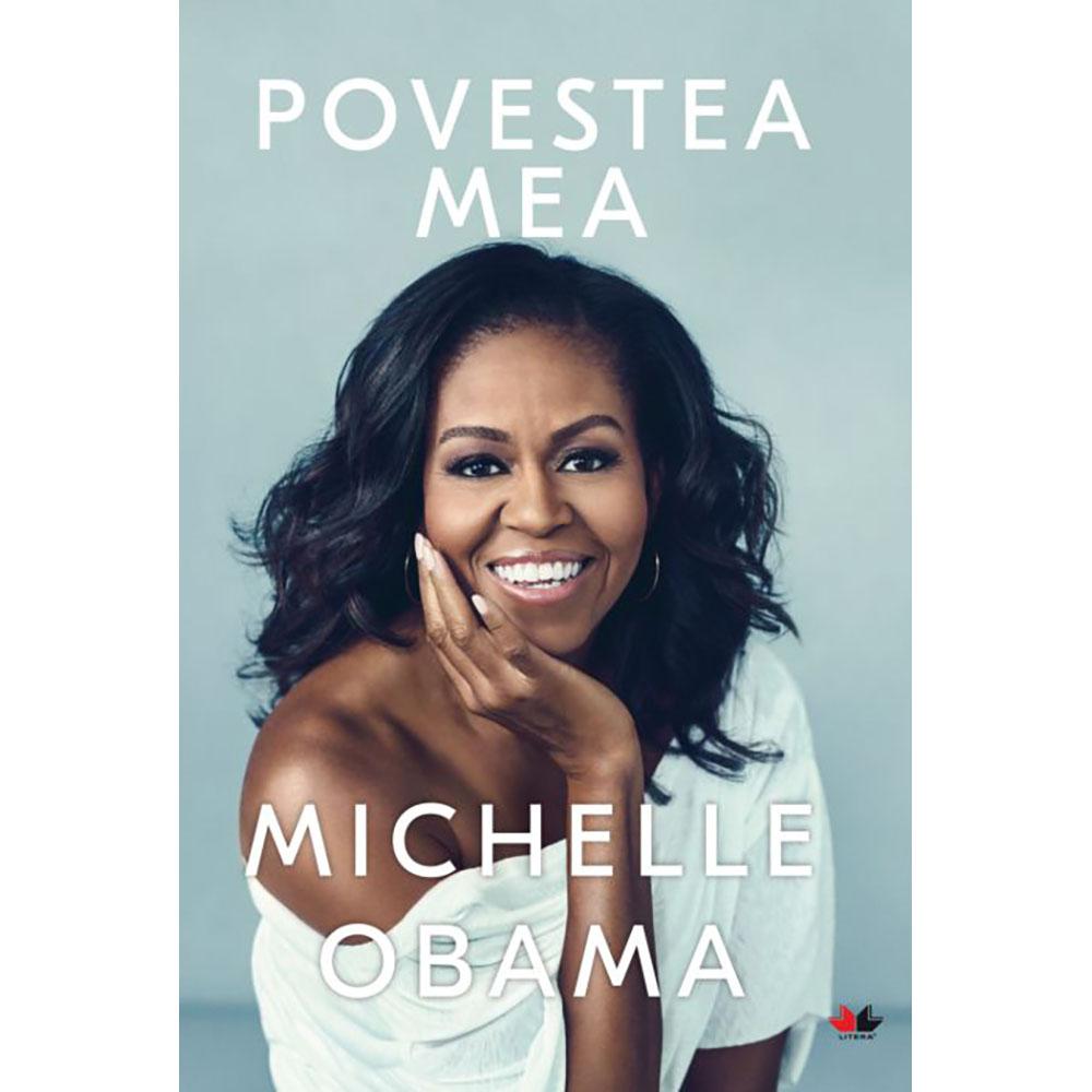 Carte Editura Litera, Povestea mea, Michelle Obama imagine