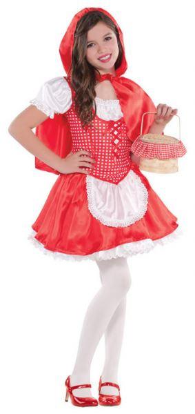 Costum de petrecere Scufita Rosie