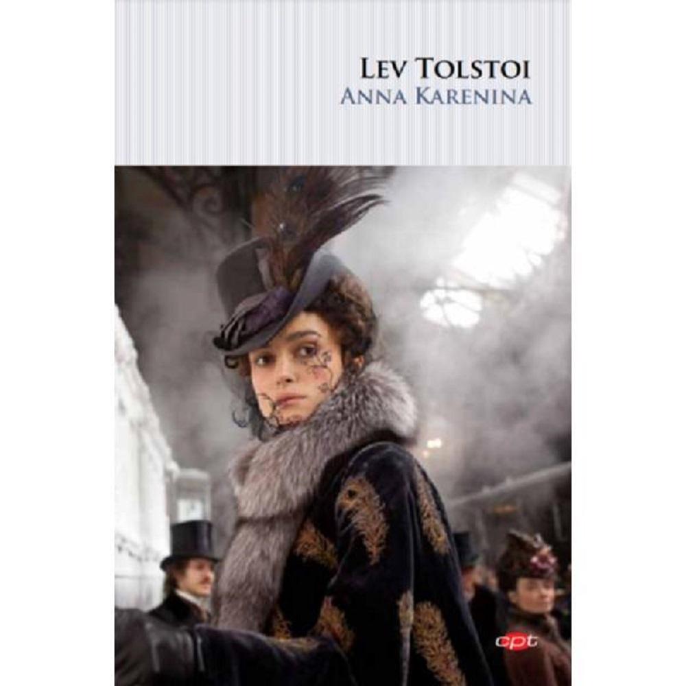 Carte Editura Litera, Anna Karenina, Lev Tolstoi imagine